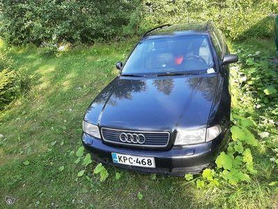 käytetty Audi A4 b5 1.8t