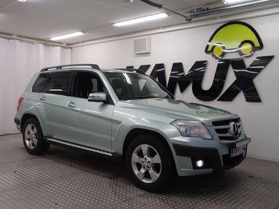 käytetty Mercedes GLK320 CDI 4Matic / Suomi-auto / Vetokoukku / Vakkari / Moottorinlämmitin /