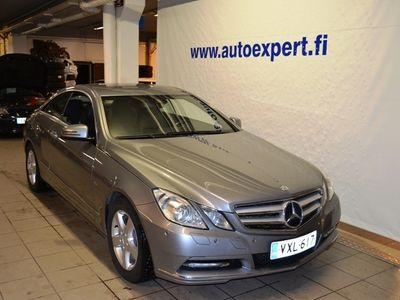käytetty Mercedes E350 CDI BE Coupé A. Korkotarjous 1.5% !! Juuri katsastettu!!