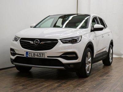 käytetty Opel Grandland X Innovation 1,2 Turbo ECOTEC Start/Stop 96 kW MT6 **** Korko 0,99% + min. 1500 EUR takuuhyvitys ****