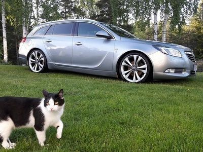 "käytetty Opel Insignia SportsTour OPC Line 1,6 Turbo 20"""