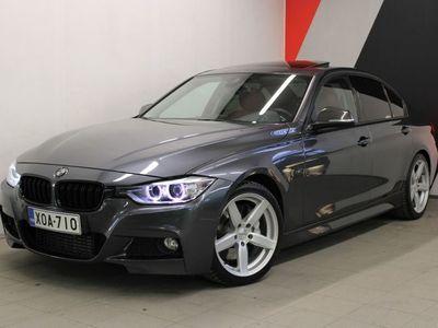 käytetty BMW 335 TwinPower Turbo Sport A F30 Sedan *Teho-optimoitu Ks. Varusteet* Harman Kardon, Comfort Access, HUD XOA-710 | Laakkonen
