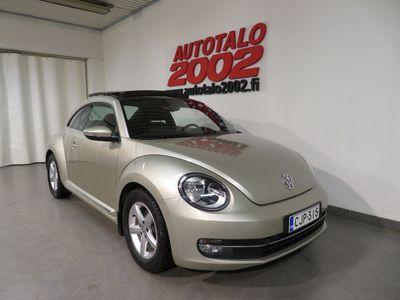 käytetty VW Beetle Design Limited 1,2 TSI 77 kW (105 hv) DSG
