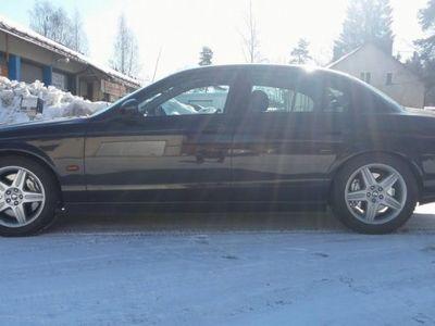 käytetty Jaguar S-Type R V8 4d A 4,2, Remmiahdettu, Siisti