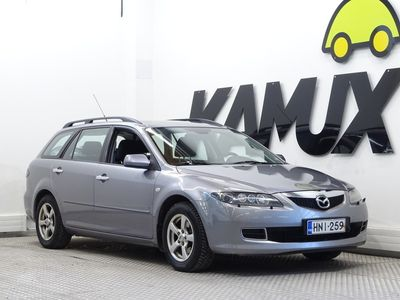 käytetty Mazda 6 Sport Wagon 2,0 Limited Plus Business Activematic 5ov WA3