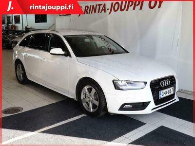käytetty Audi A4 Avant Business 2,0 TDI clean diesel 140 kW quattro S tronic WEBASTO! NAVI! AKT. CRUISE! *** J. kotii