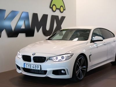 käytetty BMW 430 D | M-Sport | Vetokoukku | 258 hv