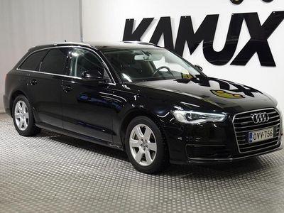 käytetty Audi A6 Avant 3,0 V6 TDI 160 kW quattro S tronic Business Sport #KAUKO-EBERI #KOUKKU #RATIN LÄMMITYS