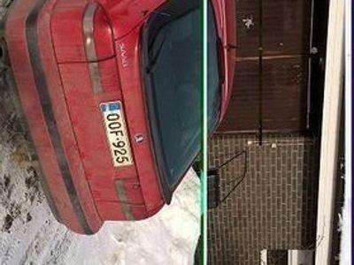 käytetty Saab 9-3 2.0 vm 9 /2002 juuri katsastettu