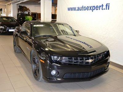 käytetty Chevrolet Camaro Coupe 2SS 6,2 V8 298kW AT6. Korkotarjous 1.5% !!