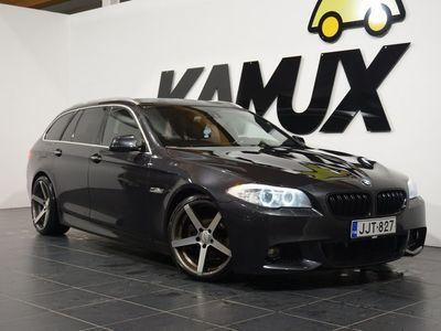 käytetty BMW 520 D F11 Touring / M-Sport / HUD / 19'' Alut / Sporttinahat / Pro-Navi