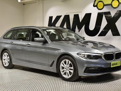 käytetty BMW 520 520 G31 Touring d A SportLine **HUIPPUSIISTI, UUSI KORIMALLI, SPORTTINAHAT, NAVI YM!**