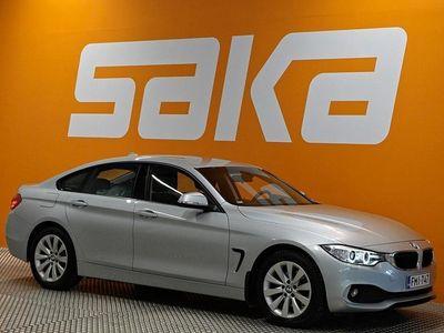 käytetty BMW 420 Gran Coupé F36 420d A xDrive Edition ** Upea nelikko / merkkihuollettu / Sporttipenkit **