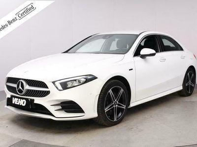 käytetty Mercedes A250 e A sedan Bsn AMG Edition EQ P(19.A) ** 2 vuoden takuu **
