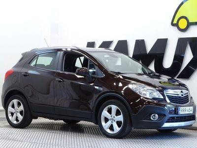 käytetty Opel Mokka 5-ov Enjoy 1,4 Turbo 103kW AT6 Automaattivaihteinen / Suomi-auto