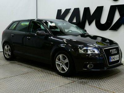 käytetty Audi A3 Sportback Ambition S line Business Plus 2,0 TDI (DPF) 125 kW quattro Start-Stop