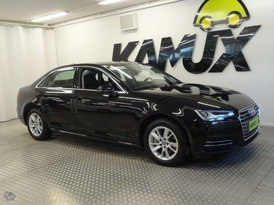 käytetty Audi A4 Sedan Business Sport 2,0 TDI 140kW quattro S tronic #LED-VALOT #SPORTTIPENKIT #VETOKOUKKU