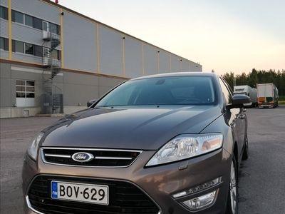 käytetty Ford Mondeo 1,6 EcoBoost 160 hv Titanium M6 5-ovinen