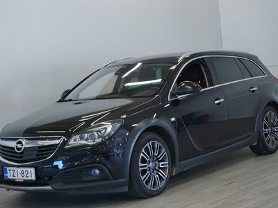 käytetty Opel Insignia Country Tourer 2,0 CDTI BiTurbo 4x4 143kW AT6 - Huippuvarusteet! Webasto, Sport-istuimet, Vetokoukku