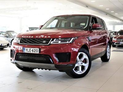 käytetty Land Rover Range Rover Sport P400e SE, Adaptiivinen vakionopeudensäädin, Meridian, Webasto, Peruutuskamera, Navigation Pro