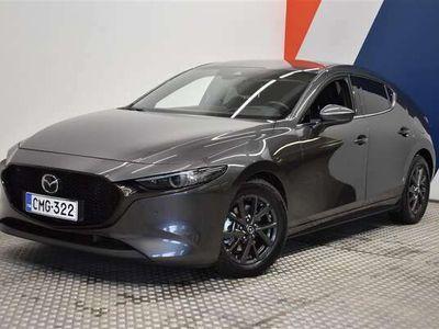 käytetty Mazda 3 HB 2,0 122 hv SKYACTIV-G Luxury Bsn A