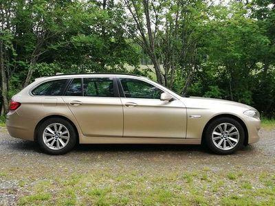 käytetty BMW 520 a f11