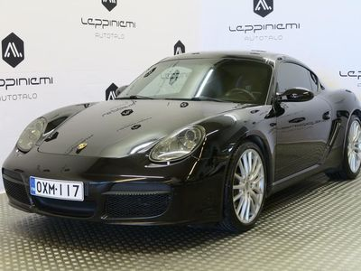 käytetty Porsche Cayman S 3.4 Coupe 2d / Rahoitus / Vaihto