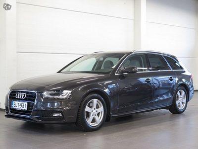 käytetty Audi A4 AVANT BUSINESS SPORT PLUS 2,0 TDI CLEAN DIESEL 110