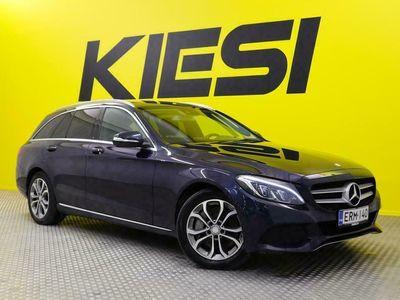 käytetty Mercedes C350e T A Premium Business Avantgarde / KORKOKAMPANJA 0.49%!! / AirMatic / P.kamera / Navi / LED / Puolinahat