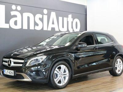 käytetty Mercedes GLA180 A Premium Business **** LänsiAuto Safe -sopimus hintaan 590e ****