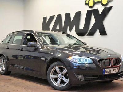 käytetty BMW 520 i Touring Komfort | 2x-renkaat | 184hv