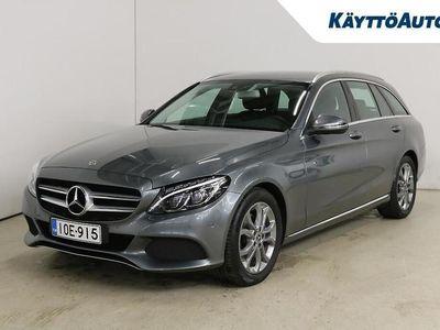 käytetty Mercedes C200 d T A Edition Avantgarde