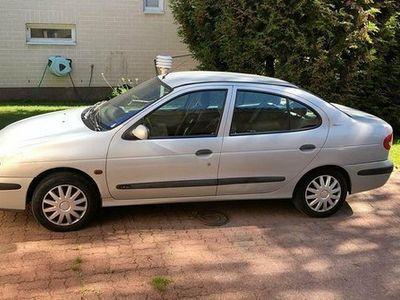 käytetty Renault Mégane Classic 1.4 henkilöauto 2002