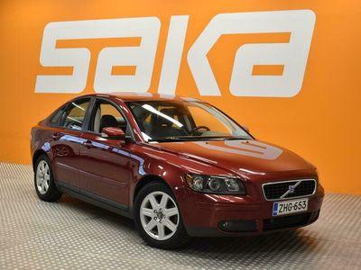 käytetty Volvo S40 2,4 ** 2.om suomi-auto / Merkkihuollettu **