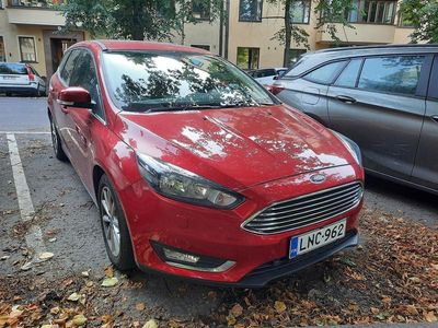 käytetty Ford Focus 1,0 EcoBoost 125 hv Start/Stop A6 Titanium Wagon
