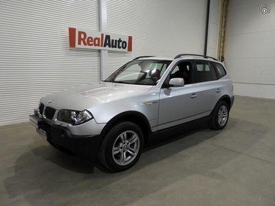 gebraucht BMW X3