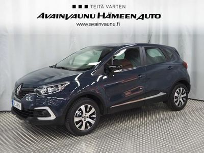 käytetty Renault Captur TCe 90 Zen