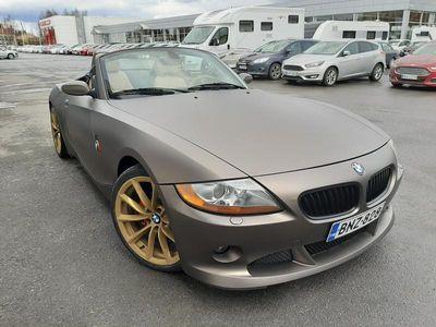 käytetty BMW Z4 3,0i 170 KW SMG AUTOM NAVI