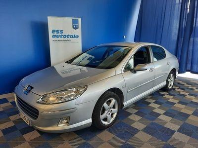 käytetty Peugeot 407 Premium 1,8