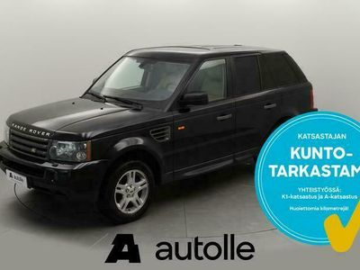 käytetty Land Rover Range Rover Sport Range Rover Sport *HIENO* 2,7 TDV6 SE A