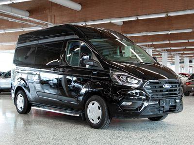 käytetty Ford Custom Transit340 2,0TDCi 170hv A6 Trend L2H2 Tamlans 1+8 Bussi