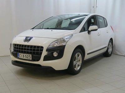 käytetty Peugeot 3008 Limited 120 VTi **RAHOITUS JOPA ILMAN KÄSIRAHAA**