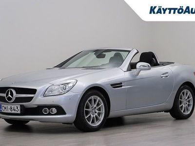 käytetty Mercedes SLK200 BE