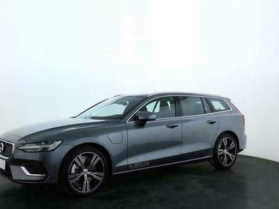 käytetty Volvo V60 T6 TwE AWD Inscription Expression aut | Rahoitustarjous 2,9 % + kulut