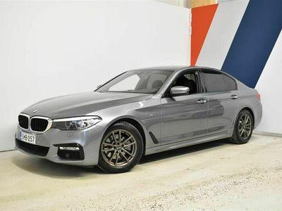 käytetty BMW 520 520 G30 Sedan d A xDrive Business***Msport, metalliväri, juuri huollettu, BPS takuu 24kk/40tkm*** ***