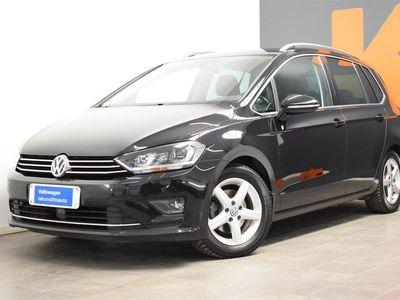 käytetty VW Golf Sportsvan Highline 1,4 TSI 92 kW (125 hv) BlueMotion Technology DSG-automaatti