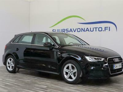 käytetty Audi A3 Sportback Pro Business 30 TFSI 85 kW S tronic ** S LINE / WEBASTO / ADAPT. CRUISE **