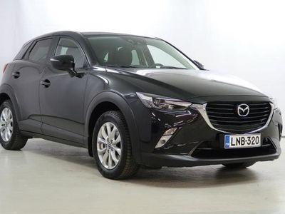 käytetty Mazda CX-3 2,0 120 hv SKYACTIV-G Premium+ A