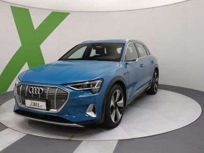 käytetty Audi E-Tron - 55 quattro Launch Edition Panorama 300kW (MY19) *XBIILIN XMAS! KORKO alk. 0,99%!* CREDIT OR DEBIT*