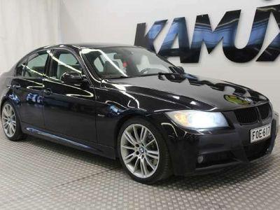 käytetty BMW 330 dA E90 Sedan M-sport /